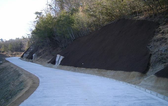 林道板後線開設工事
