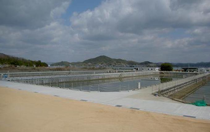 瀬戸内海区水産研究所 百島実験施設2,3号池改修その他工事
