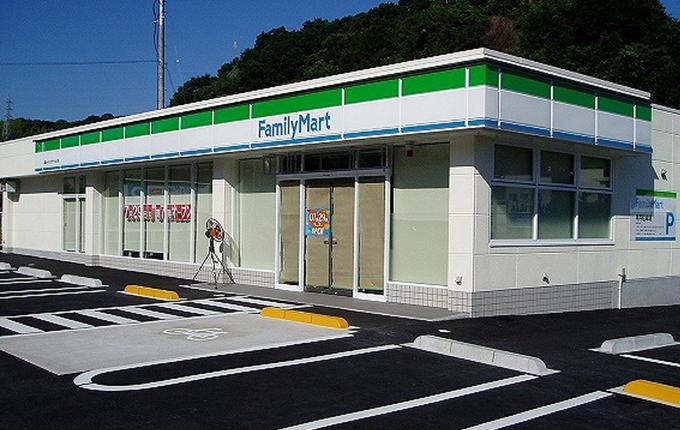 ファミリーマート尾道トラックステーション店
