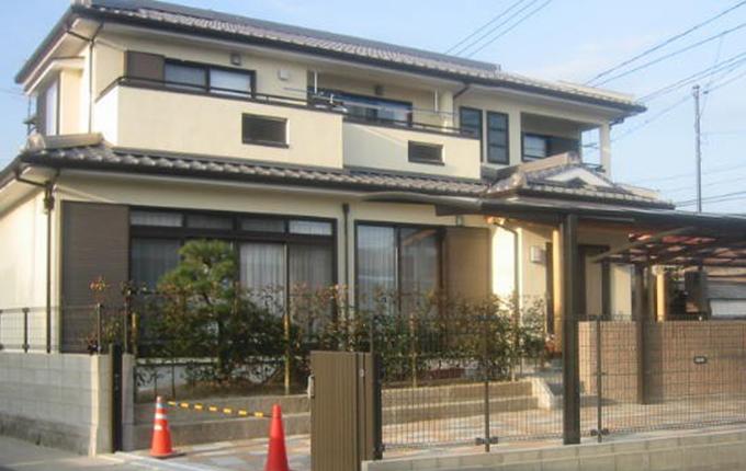 K氏邸 - 尾道市