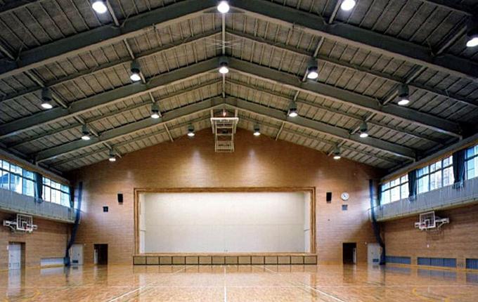 広島県立因島高等学校屋内運動場
