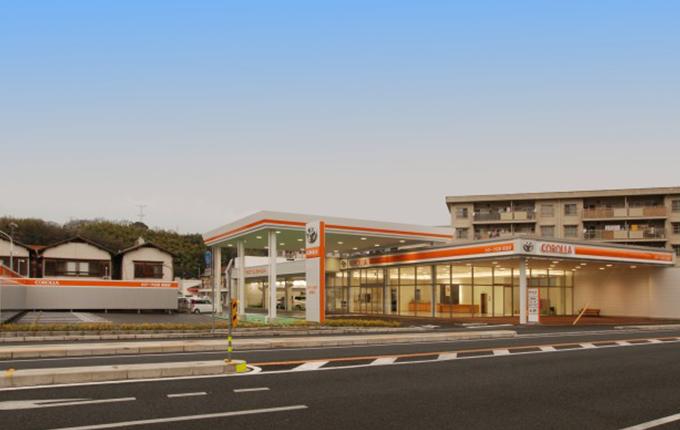 トヨタカローラ広島(株) 尾道店