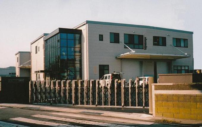 事務所併設工場