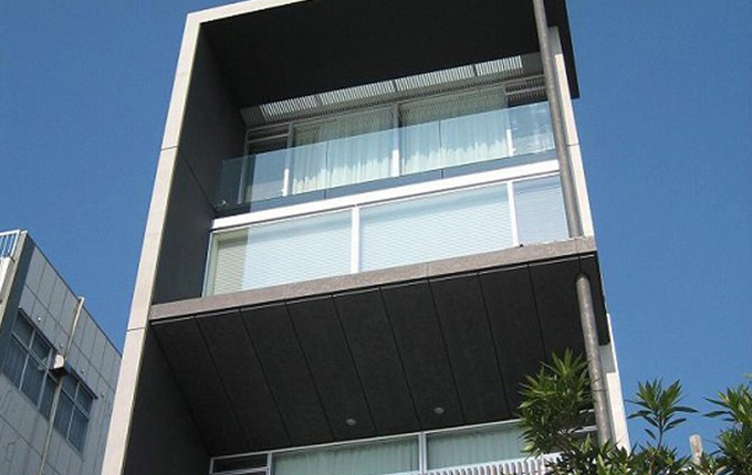 T氏邸 - 尾道市