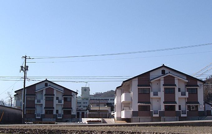 貝ヶ原住宅